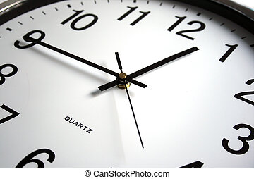 figure, horloge