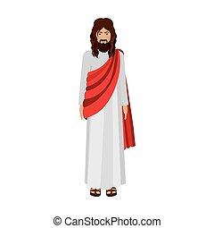 figure human of Jesus Christ