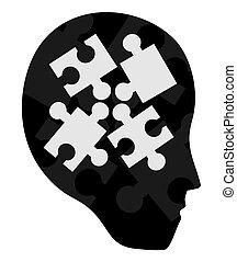 figure, puzzle