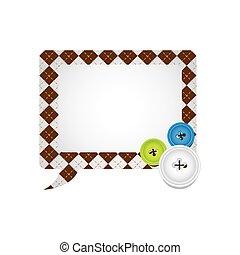 figures square chat bubbles icon