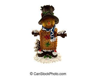 Figurine of the little man