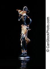 Figurine of the woman