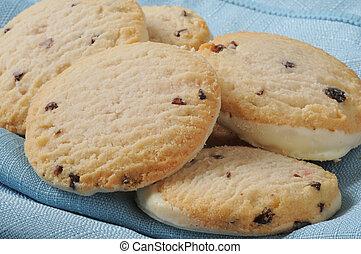 fijnproever, koekjes