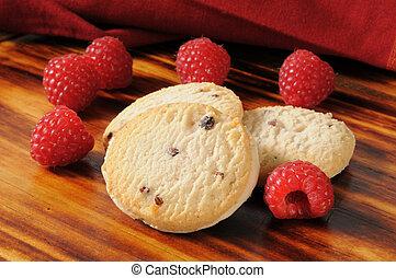 fijnproever, shortbread, koekjes