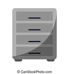 file cabinet archive workplace