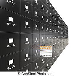 File Cabinets.