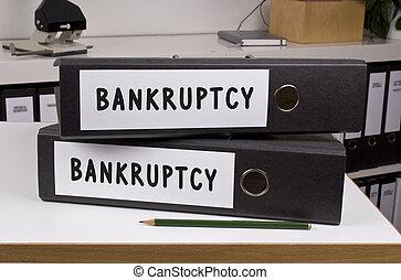 Bankruptcy - File folder: Bankruptcy