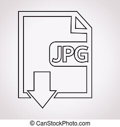 File type JPG icon