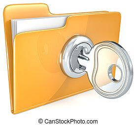 files., bevestigen