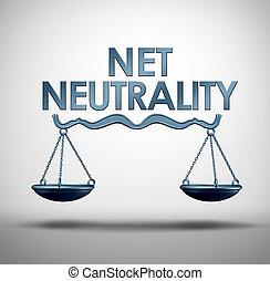filet, neutralité