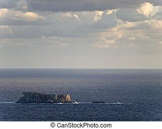 filfla, eiland