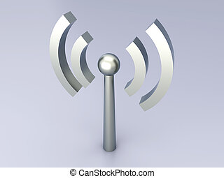 fili, antenna