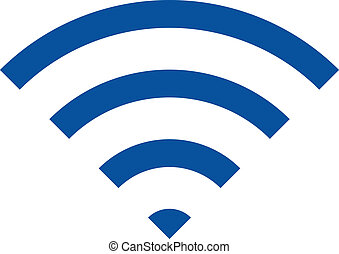 fili, simbolo, rete, internet