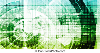 fili, tecnologia moderna