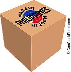filipinas, feito