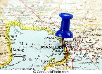 filipinas, manila