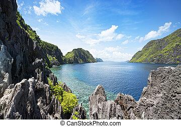filipinas, palawan, -, el nido