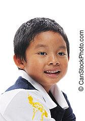 Filipino boy