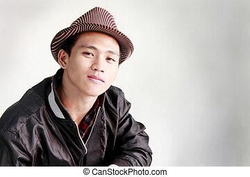 Filipino Young Man