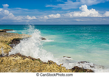 filippijnen, strand, paradijs, dominicaans, seychellen, republiek, tropische , de caraïben, mauritius, relaxen, ver, bahamas.