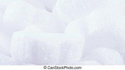 Filler many foam bulk