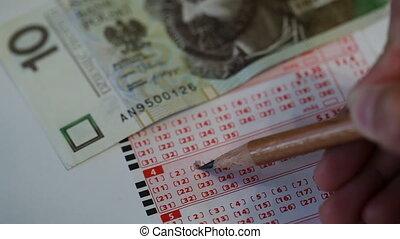 a lottery
