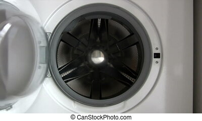 Filling Washing Machine