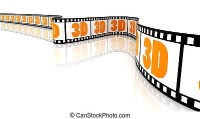 film, 3d