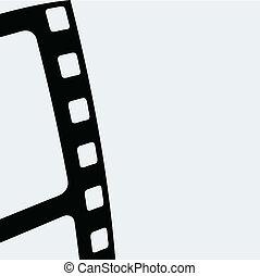 film, abbildung, eins