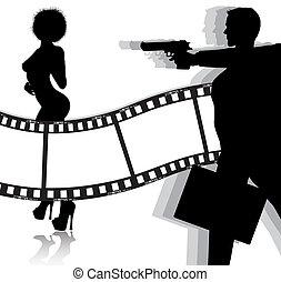 film, achtergrond