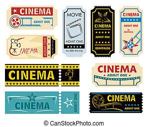 film, admission