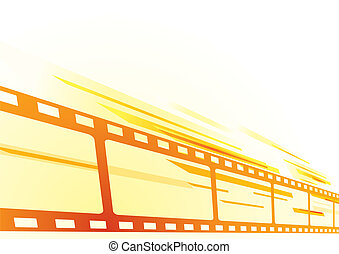 Film background