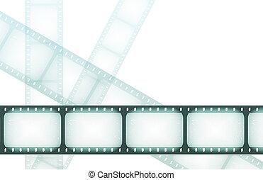 film, bijzondere , spoelen, nacht