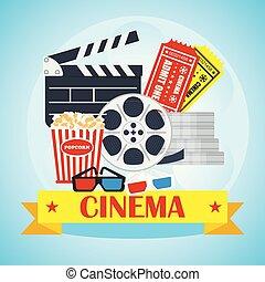 film, cinéma, affiche