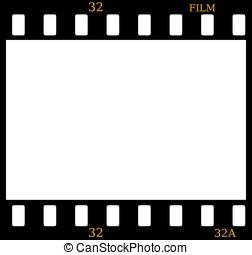 film diapositiva, cornice