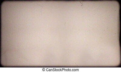 30 seconds of dust, hair, and scratches, lifted from real 8mm film, with film projector audio. Composite this over your footage to get a retro film look. Also available in 4x3