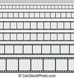 film for the camera template for photo album