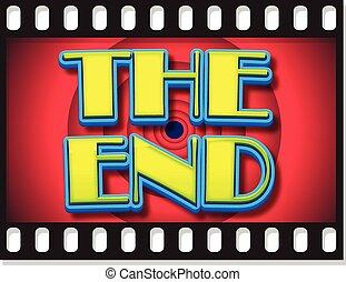 FILM FRAME END