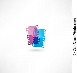 Film icon.