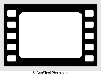 Film Icon - Film icon graphic.
