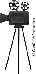 film macchina fotografica, cinema