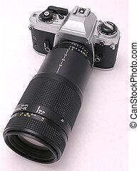 film macchina fotografica, slr, 4