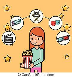 film movie cinema