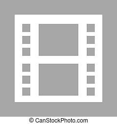 Film movie sign