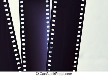 film photographique, bande