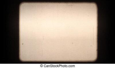 Film Projector Vignette