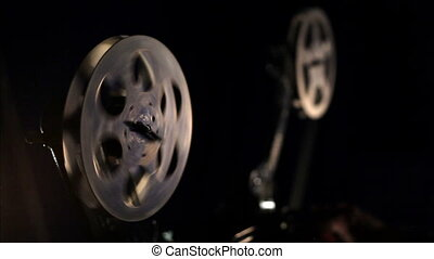 film projector with sound