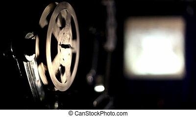 film- projektor
