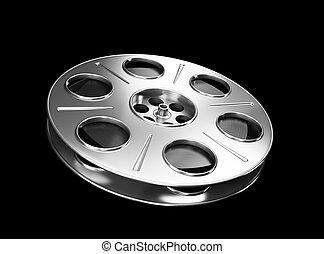 Film Reel - Great for cinema concept.