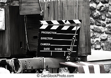 film, schiefer